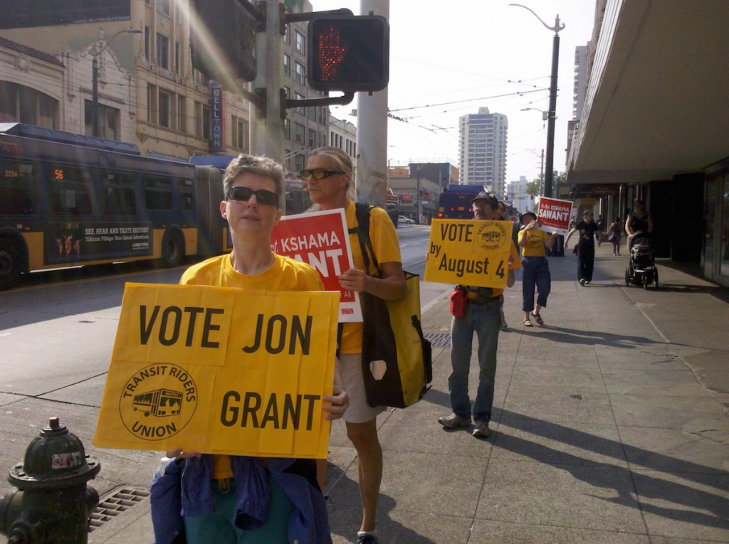 Vote Jon Grant for Citywide Position 8!